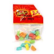 2 for $1 Sour Gummy Bears, 1.75 Ounce -- 12 per case.