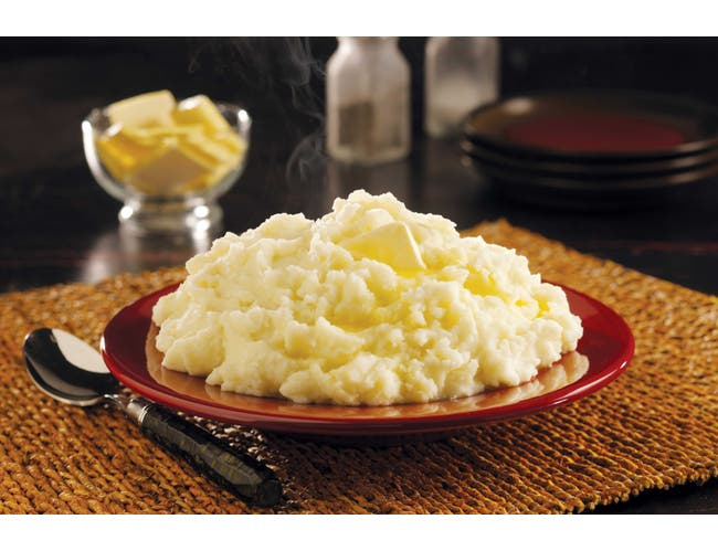 Idahoan Premium Mash Potatoes, 50 Pound -- 1 each.