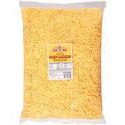 Land O Lakes Shredded Sharp Yellow American Cheese, 5 Pound -- 4 per case.