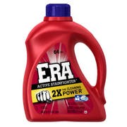 Era 2x Ultra Active Stainfighter Formula Regular Liquid Laundry Detergent, 100 Fluid Ounce -- 4 per case.