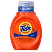 Procter and Gamble Tide Original Laundry Liquid Detergent, 25 Ounce -- 6 per case.