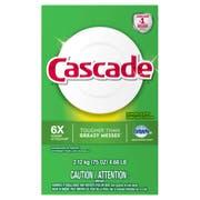 Cascade Lemon Scent Dishwasher Detergent, 4.68 Pound -- 7 per case.
