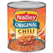 Birds Eye Nalley Original Chili Con Carne with Beans, 106 Ounce -- 6 per case.