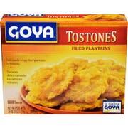 Goya Tostones - Fried Plantain, 16 Ounce -- 16 per case.