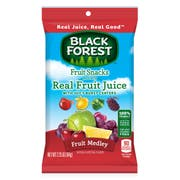 Black Forest Fruit Medley Liquid Filled Fruit Snacks, 2.25 Ounce -- 48 per case.