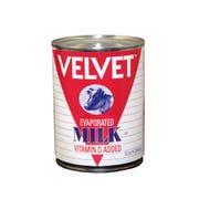Velvet Vitamin D Evaporated Milk, 12 Fluid Ounce -- 24 per case.