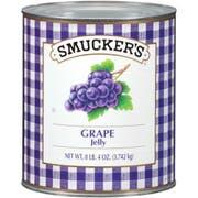 Smuckers Grape Jelly, 8.25 Pound -- 6 per case.