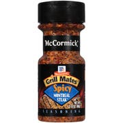 Grill Mates Spicy Montreal Steak Seasoning, 3.12 Ounce -- 72 per case.