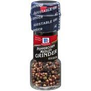 McCormick Peppercorn Medley Grinder - 0.85 oz. jar, 36 per case