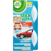 Air Wick Stick Ups Car Air Freshener, 2.1oz, Crisp Breeze