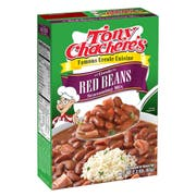 Tony Chacheres Red Bean Seasoning without Rice, 8 Ounce -- 12 per case.