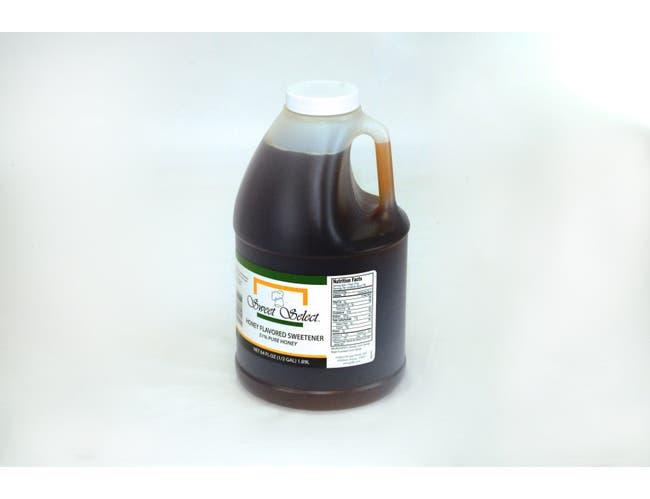 Golden Heritage Foods Sweet Select Honey Sweetener, 64 Fluid Ounce -- 4 per case.