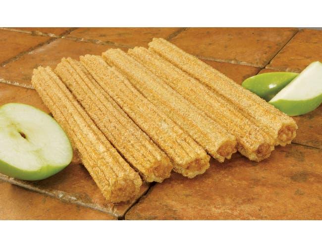 Tio Pepes 51 Percent Whole Grain Apple Churros, 1.9 Ounce -- 100 per case.