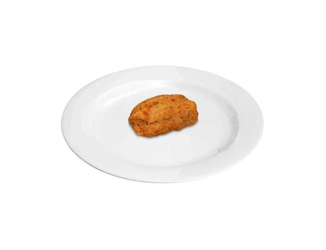 Barber Foods Premium Cordon Bleu Stuffed Chicken - Entree, 6 Ounce -- 20 per case.
