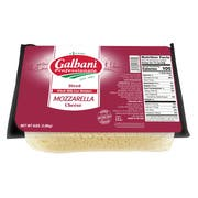 Galbani Whole Milk Low Moisture Diced Mozzarella Cheese, 5 Pound -- 6 per case