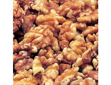 Walnut Halves & Pieces Raw -- 6 Case 2.75 Pound