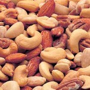 Mixed Nuts No Peanuts Oil Roast, Salted , 2 Pound -- 3 Bag