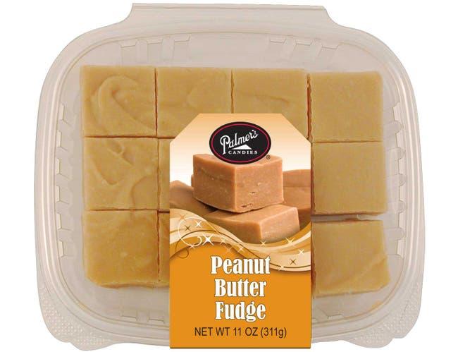 Palmers Peanut Butter Fudge, 11 Ounce -- 16 per case.