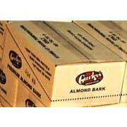 Gurleys Chocolate Flavor Almond Bark Candy, 20 Ounce -- 12 per case