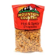 Mountain Country Hot and Spicy Peanut, 6.5 Ounce -- 6 per case.