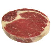 Double Red Provisions Tenderized Ribeye Beef Steak, 6 Ounces -- 28 per case