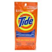 Tide Single Machine Load Original Scent Detergent Liquid -- 24 per case.