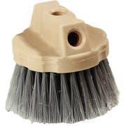 Carlisle Flo Thru Round Window Brush, 4 1/2 inch -- 12 per case