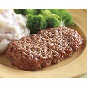 Strauss Grass Fed Sliced Beef Meat Loaf, 3 Ounce -- 80 per case.