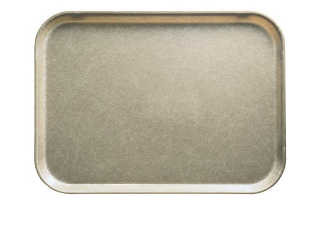 Cambro Rectangular Camtray, Desert Tan, 15 x 20.25 inch -- 12 per case.