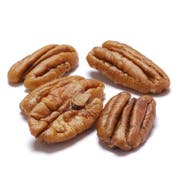 Pecans SunflowerKernals Small Piece Fancy Raw Pecan, 5 Pound -- 6 boxes.