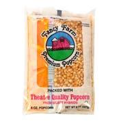 Fancy Farms Popcorn Mini-Max Kit - 8 oz. kit, 36 per case