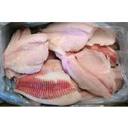 Frozen Seafood Tilapia - 3 to 5 Ounce, 10 Pound -- 1 each.