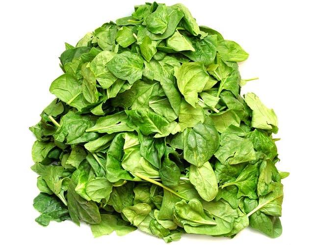 Savor Brands Chopped Spinach Block, 3 Pound Poly -- 12 per case.