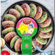 Parco/Lofthouse Spring Holiday Mini Cookies Variety Pack - Tub, 10 Ounce -- 24 per case.