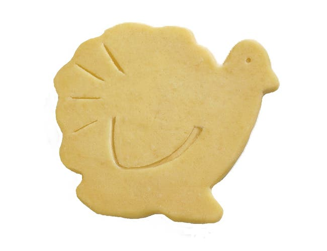 Parco/Lofthouse Turkey Unbaked No Sugar Added Cookies -- 240 per case.