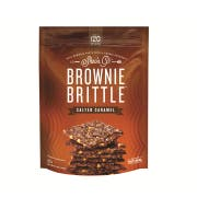Sheila Gs Salted Caramel Brownie Brittle, 5 Ounce -- 12 per case.