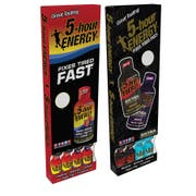 5 Hour Energy Extra Strength Variety Gravity Feed -- 96 per case.