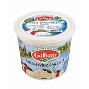Galbani Ovolini Fresh Mozzarella Cheese Cup, 3 Pound -- 2 per case.
