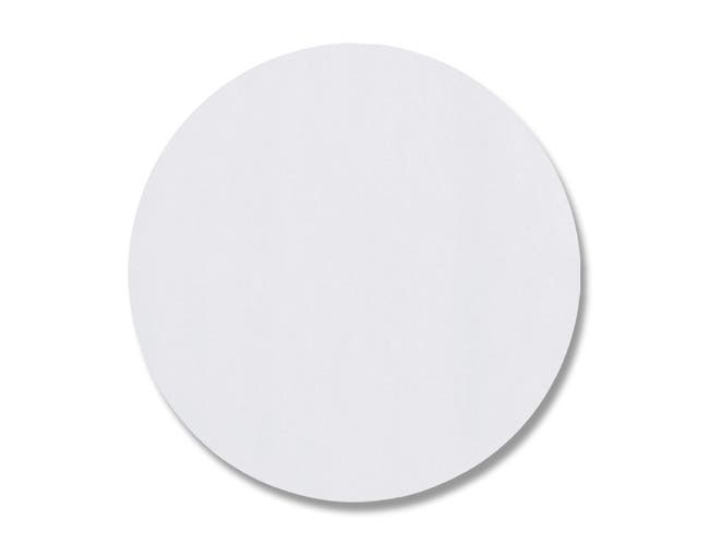Hoffmaster Brooklace Parchment Cake Circle, 8.875 inch -- 1000 per case.
