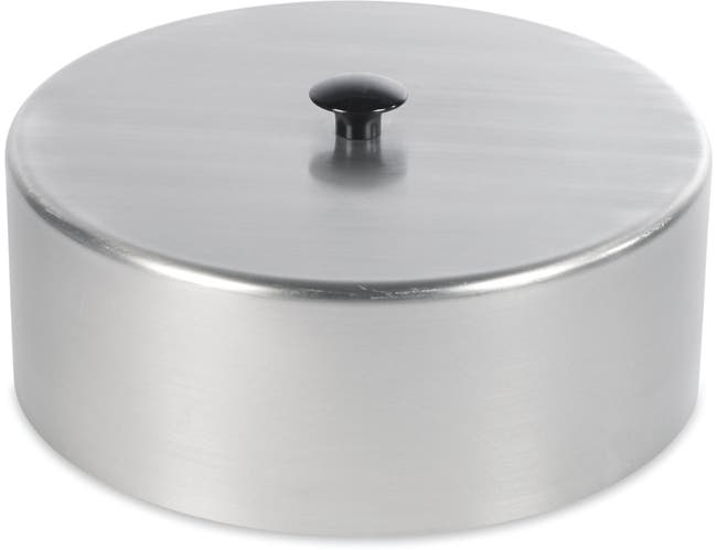 Dinex Plate Heater Silo Cover Only, 9 1/8 inch Plate -- 1 each.