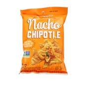Late July Nacho Chipotle Clasico Tortilla Chips, 2 Ounce -- 6 per case.