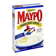 Homestate Farms Maypo Quick Maple Enriched Grit, 24 Ounce -- 12 per case.
