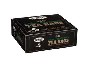 National Quality Naturally Decaffeinated Tea - 100 tea bags per box, 5 boxes per case