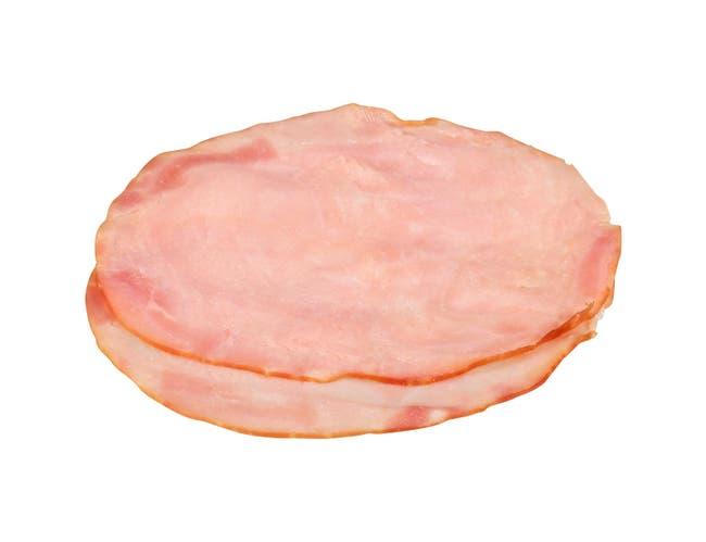 Healthy Ones Deli Thin Sliced Honey Ham, 7 Ounce Tub -- 6 per case.