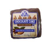 Ne Mos Chocolate Cake Square - 6 count per pack -- 6 packs per case.