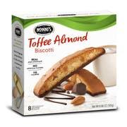 Nonni's Toffee Almond Biscotti, 0.86 ounce -- 96 per case