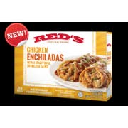 Reds All Natural Chicken Enchiladas, 8.5 Ounce -- 8 per case.