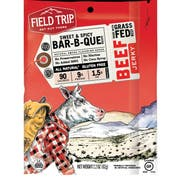 Field Trip Sweet and Spicy Barbecue Beef Jerky, 2.2 Ounce -- 9 per case.