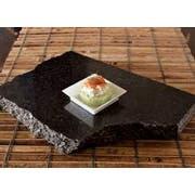Small Wonders Black Petite Abyss Dish, 2.5 inch -- 200 per case.
