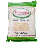 Savor Brands Toasted Israeli Couscous, 5 Pound -- 4 per case.